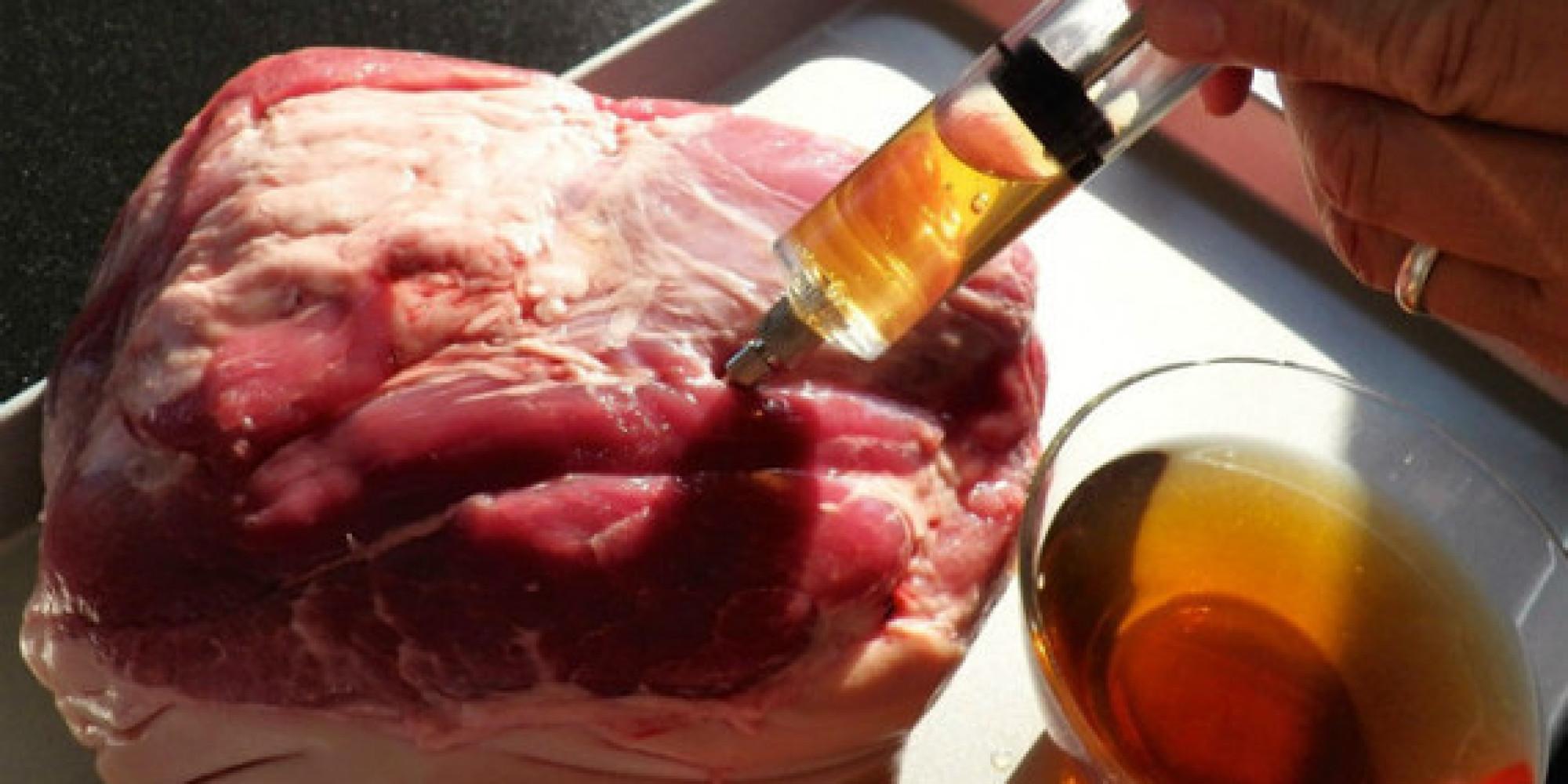 hús injektálás