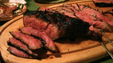 london broil marhasteak