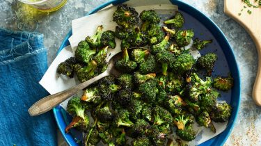 grillezett brokkoli