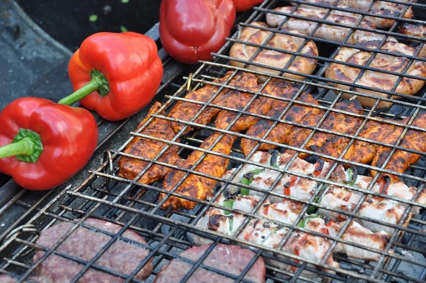 elektromos grill